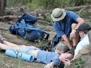 Wilderness First Responder course SE Queensland QLD